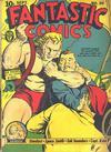 Cover for Fantastic Comics (Fox, 1939 series) #10