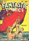 Cover for Fantastic Comics (Fox, 1939 series) #13