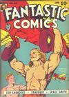 Cover for Fantastic Comics (Fox, 1939 series) #14