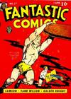 Cover for Fantastic Comics (Fox, 1939 series) #17