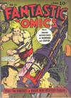 Cover for Fantastic Comics (Fox, 1939 series) #21