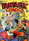 Cover for Fantastic Comics (Fox, 1939 series) #22