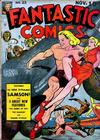 Cover for Fantastic Comics (Fox, 1939 series) #23