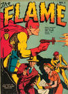 Cover for The Flame (Fox, 1940 series) #1