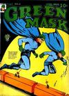 Cover for The Green Mask (Fox, 1940 series) #4