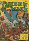 Cover for The Green Mask (Fox, 1940 series) #10