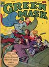 Cover for The Green Mask (Fox, 1940 series) #v2#1 [12]