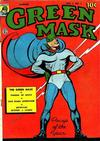 Cover for The Green Mask (Fox, 1940 series) #v2#2 [13]