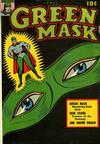 Cover for The Green Mask (Fox, 1940 series) #v2#3 [14]