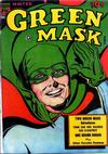 Cover for The Green Mask (Fox, 1940 series) #v2#4 [15]