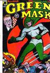 Cover for The Green Mask (Fox, 1940 series) #5 [16]