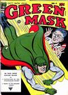 Cover for The Green Mask (Fox, 1940 series) #6 [17]