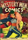 Cover for Mystery Men Comics (Fox, 1939 series) #3