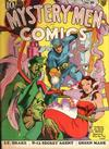 Cover for Mystery Men Comics (Fox, 1939 series) #10