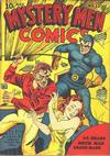 Cover for Mystery Men Comics (Fox, 1939 series) #12