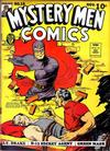 Cover for Mystery Men Comics (Fox, 1939 series) #16