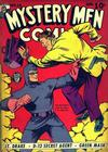 Cover for Mystery Men Comics (Fox, 1939 series) #18