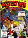 Cover for Mystery Men Comics (Fox, 1939 series) #31