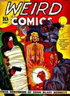 Cover for Weird Comics (Fox, 1940 series) #2