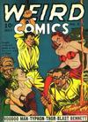 Cover for Weird Comics (Fox, 1940 series) #4