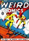 Cover for Weird Comics (Fox, 1940 series) #10