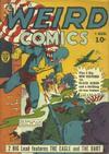 Cover for Weird Comics (Fox, 1940 series) #17