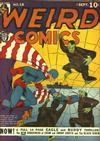 Cover for Weird Comics (Fox, 1940 series) #18