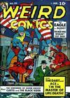 Cover for Weird Comics (Fox, 1940 series) #20