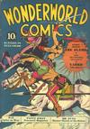Cover for Wonderworld Comics (Fox, 1939 series) #4