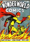Cover for Wonderworld Comics (Fox, 1939 series) #21