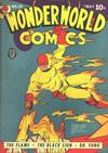 Cover for Wonderworld Comics (Fox, 1939 series) #25
