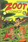 Cover for Zoot Comics (Fox, 1946 series) #1