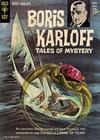 Cover for Boris Karloff Tales of Mystery (Western, 1963 series) #3