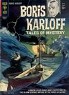Cover for Boris Karloff Tales of Mystery (Western, 1963 series) #6