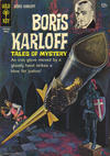 Cover for Boris Karloff Tales of Mystery (Western, 1963 series) #9