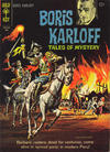 Cover for Boris Karloff Tales of Mystery (Western, 1963 series) #10