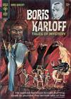 Cover for Boris Karloff Tales of Mystery (Western, 1963 series) #18