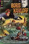 Cover for Boris Karloff Tales of Mystery (Western, 1963 series) #22 [12¢]