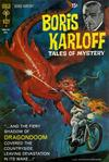 Cover for Boris Karloff Tales of Mystery (Western, 1963 series) #34