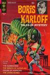 Cover for Boris Karloff Tales of Mystery (Western, 1963 series) #35