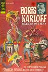 Cover for Boris Karloff Tales of Mystery (Western, 1963 series) #43 [20¢]