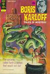 Cover for Boris Karloff Tales of Mystery (Western, 1963 series) #45 [20¢]