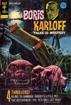 Cover for Boris Karloff Tales of Mystery (Western, 1963 series) #49