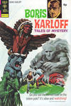 Cover for Boris Karloff Tales of Mystery (Western, 1963 series) #50 [British]