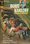 Cover for Boris Karloff Tales of Mystery (Western, 1963 series) #53