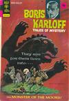 Cover for Boris Karloff Tales of Mystery (Western, 1963 series) #54 [British Price Variant]