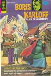 Cover for Boris Karloff Tales of Mystery (Western, 1963 series) #57 [Gold Key]