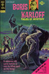 Cover for Boris Karloff Tales of Mystery (Western, 1963 series) #58