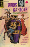 Cover for Boris Karloff Tales of Mystery (Western, 1963 series) #59 [Gold Key]