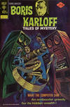 Cover for Boris Karloff Tales of Mystery (Western, 1963 series) #62 [Gold Key]
